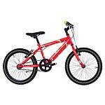 image of Raleigh Striker 18in Boys Bike Orange