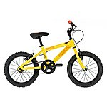 image of Raleigh Zero 16in Alloy Boys Bike Yellow