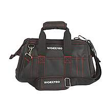 image of Workpro 14in Wide Mouth Tool Bag
