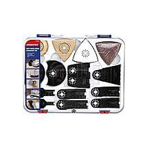 image of Workpro 24 Piece Multi Tool Accessory Kit