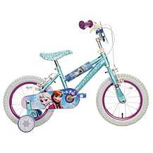 image of Disney Frozen Bike - 14""