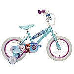 "image of Disney Frozen Bike - 14"" Wheel"