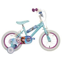 Disney Frozen Bike - 14""