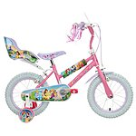 image of Disney Princess Bike - 14""