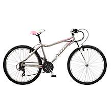image of Coyote Clearwater Womens 26in 18 Speed Alloy Mtb Mountain Bike