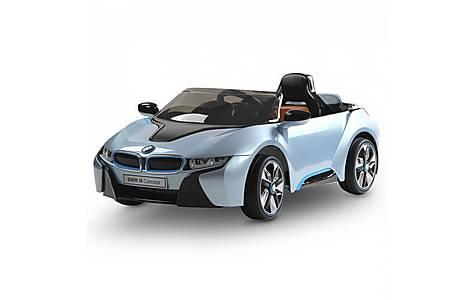 image of Bmw I8 Licensed 12v Kids Electric Car - Blue