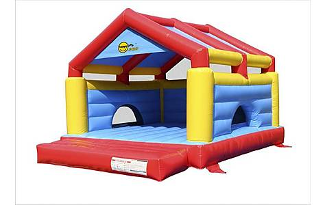 image of 16ft Play House Commercial Bouncy Castle 1011