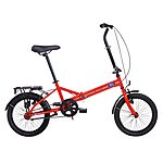 image of Ford B-max, 16in Folding Bike, Unisex
