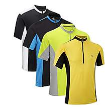 image of Tenn Mens Coolflo Breathable S/s Cycling Jersey