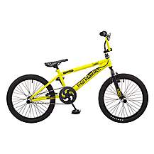 image of Rooster Big Daddy 20in Bmx Freestyle Bike Yellow/black
