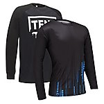 image of Tenn Mens Rage Ii Graffiti Mtb/downhill Jersey