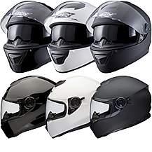 image of Shox Assault Motorcycle Helmet