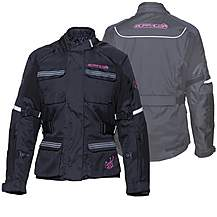 image of Buffalo Scope Women's Motorcycle Jacket