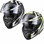 G-mac Flight Contour Motorcycle Helmet