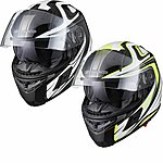 image of G-mac Flight Contour Motorcycle Helmet