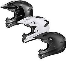 image of Thh Tx-24 Plain Motocross Helmet