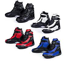 image of Black Fc-tech Motorcycle Boots