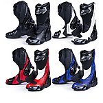 image of Black Venom Motorcycle Boots