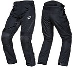 image of Black Atom Motorcycle Trousers