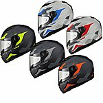 image of Agrius Rage Tracker Motorcycle Helmet