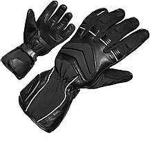 image of Agrius Swift Leather Motorcycle Gloves