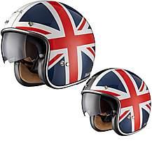 image of Black Jack Limited Edition Motorcycle Helmet