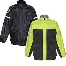 image of Black Spectre Waterproof Motorcycle Jacket