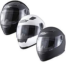 image of Shox Sniper Solid Motorcycle Helmet