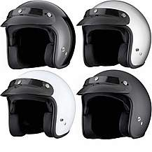image of Thh T-380 Plain Open Face Helmet