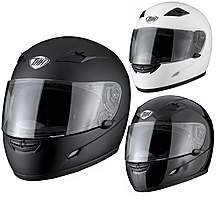 image of Thh Ts-39 Plain Full Face Motorcycle Helmet