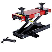 image of 5147 - Black Pro Range B5147 Scissor Lift Stand