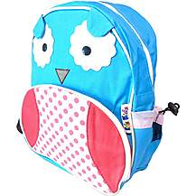 image of Edz Bagz Kids Rucksack Owl