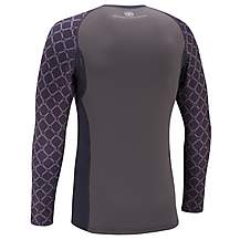 image of Tenn Mens Sublimated L/s Compression Base Layer
