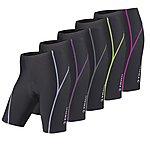 image of Tenn Ladies Viper 8 Panel Pro Cycling Shorts