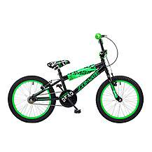 image of Concept Zombie Kids Boys 18inch Wheel Bmx Bike