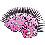 image of Krash Raskullz Westwood Kids Helmet 8 Years Up, Satefy Girls Pink Helmet 54 To 58cm