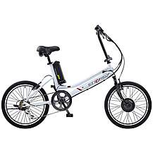image of Coyote Energy Folding Electric Bike