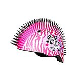 image of Raskullz Krash Pink Mohawk Girls Child's Helmet Safety 4-7 Years