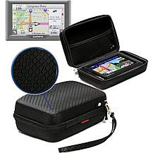 image of Navitech Black Hard Carry Case Cover For The Garmin Nuvi 5in Inch Models