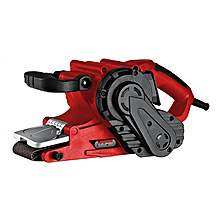 image of Lumberjack 3in 76mm Electric Belt Sander 1010w 240v
