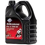 image of Silkolene Pro 4 10w-40 Xp Ester Full Synthetic 4t Bike Engine Oil - 4 Litres