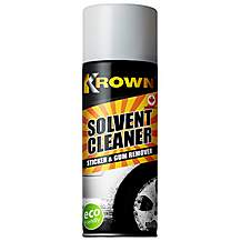 image of Krown Solvent Cleaner - Road Tar Sticker & Gum Remover