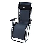 image of Regatta Colico Chair Black/sealgr