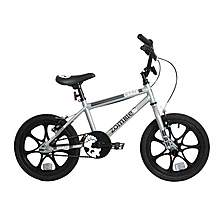image of Zombie Craze BMX Bike 16in Mag Chrome