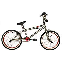 image of Zombie Fury Bmx Bike 20 Inch Wheel Painted Chrome