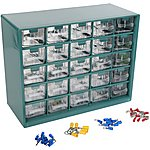 image of Halfords Assorted Electrical Terminal Draw Box