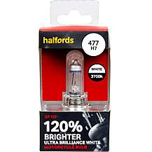 image of Halfords MC Ultra Brilliance HMB477UBB H7