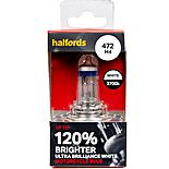 Halfords MC Ultra Brillance HMB472UBB H4