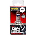 image of Halfords MC Ultra Brillance HMB472UBB H4