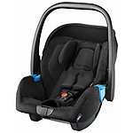 image of Recaro Privia In Black Baby Car Seat